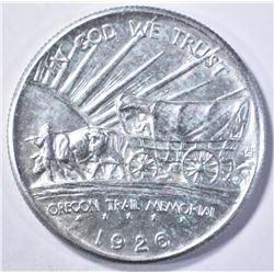1926 OREGON TRAIL MEMORIAL HALF DOLLAR