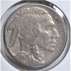 1917-S F/VF  BUFFALO NICKEL