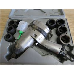 IMPACT AIR TOOL SET (3/4 INCH DRIVE WITH SOCKETS)