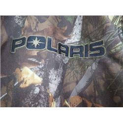 POLARIS CAMO JACKET (MEN'S XL) *DAMAGED LEFT CUFF*