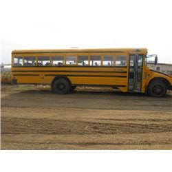 2005 SCHOOL BUS (BLUE BIRD) *52 PASSENGER* (THIS BUS DOES NOT RUN) *1BAXCCKH15F220766*