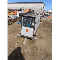 COMMERCIAL WELDER RIG (AG300) *GAS*