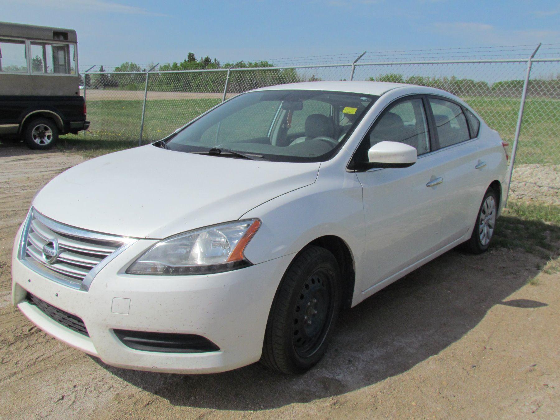 2013 Nissan Sentra Transmission >> 2013 Nissan Sentra Automatic 182 000klms Has Transmission Problems 3n1ab7ap5dl700109