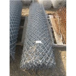 CHAIN LINK FENCING (6' ROLL)