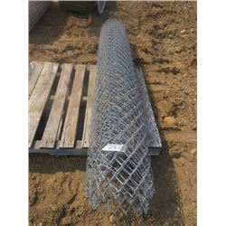 CHAIN LINK FENCING (7' ROLL)
