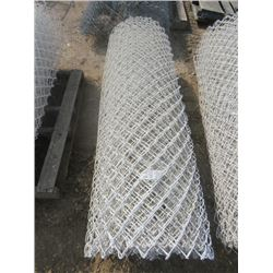 CHAIN LINK FENCING (5' ROLL)