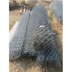 CHAIN LINK FENCING (PALLET) *5' AND 6' LENGTHS)