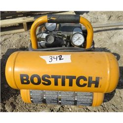 MINI AIR COMPRESSOR (BOSTITCH) *135 PSI* (4 GALLON)