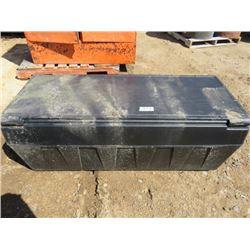 TRUCK TOOL BOX (PLASTIC) *PACKER*