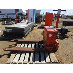 ELECTRIC FLOOR JACK ( BT ML 12000)*2600 LB LIFT*