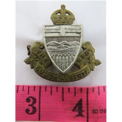 "BADGE (SOUTH ALBERTA) ""THE REGT"""