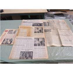 NEWSPAPERS (VARIOUS) *1953*