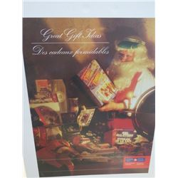 CANADA POST POSTER (GREAT GIFT IDEAS) *SANTA CLAUSE*