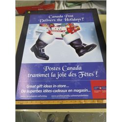 CANADA POST POSTER (GREAT GIFT IDEAS IN STORE)