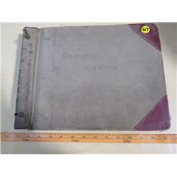 GENERAL LEDGER (ACCOUNTING BOOK)