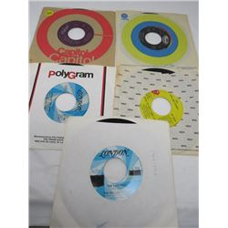 LOT OF ASSORTED RECORDS ( SIZE 45) *THE BEATLES, ROLLING STONES, ETC…*