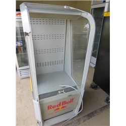 """RED BULL FRIDGE/COOLER (58X25X30)*NOT GARANTEED TO WORK, SOLD IN """"AS IS"""" CONDITION*"""