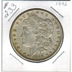 SILVER DOLLAR  (US MORGAN) *1896*