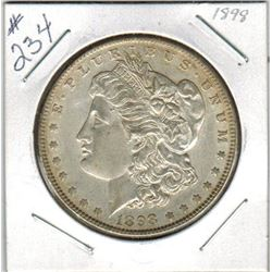 SILVER DOLLAR  (US MORGAN) *1898*