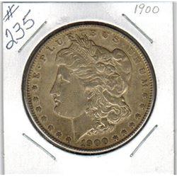 SILVER DOLLAR  (US MORGAN) *1900*