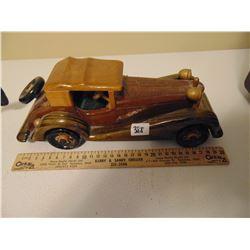 VINTAGE CLASSIC WOODEN CAR