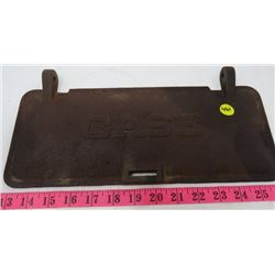CAST IRON MOWER LID (CAVE)