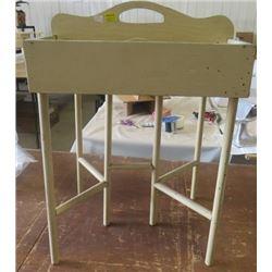 MENNONITE SEWING TABLE
