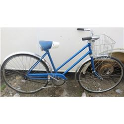 BICYCLE ('60 OR '70) *SUPER CYCLE* (BLUE)