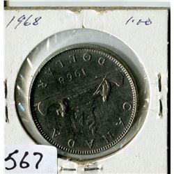 DOLLAR (CANADA) * 1968*
