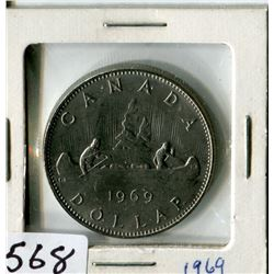 DOLLAR (CANADA) * 1969*
