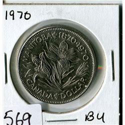 DOLLAR (CANADA) * 1970*
