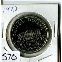 DOLLAR (CANADA) * 1973*