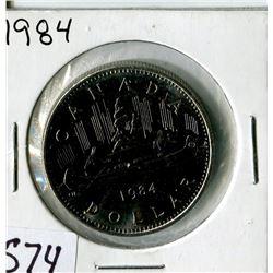 DOLLAR (CANADA) * 1984*