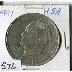 DOLLAR (USA) * 1971*
