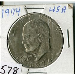 DOLLAR (USA) * 1974*