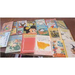 LOT OF CHILDREN'S BOOKS