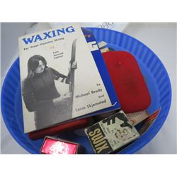 LOT OF WAXING ITEMS
