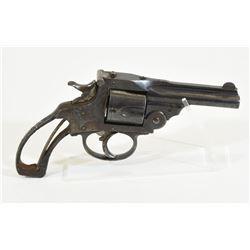Unknown Belgian Top Break Handgun
