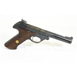 Hi Standard Supermatic Citation 102 Handgun