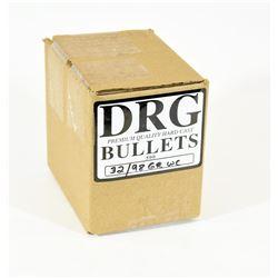 DRG Bullets 32/98 GR WC