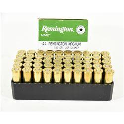 44 Remington Magnum
