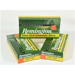 60 Rnds Remington 243 Win 80grn PSP