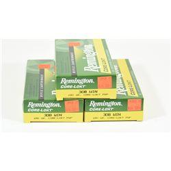 60 Rnds Remington 308 Win 180grn PSP