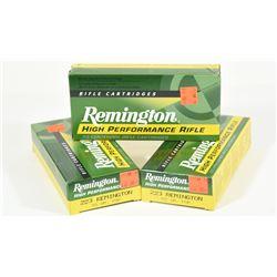 60 Rnds Remington 223 Rem 55grn PSP