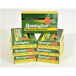 """35 Rnds Remington 12Ga x 3"""" 00BK"""