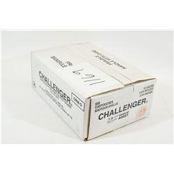 """250 Rnds Challenger 12Ga x 2 3/4"""" Target Loads"""