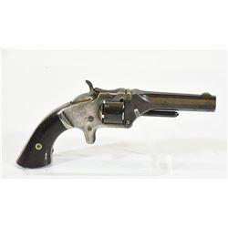 S&W Tip Up 22 No1 Issue 2 Handgun