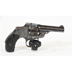 S&W Top Break 32 No 1 1/2 Safety Handgun