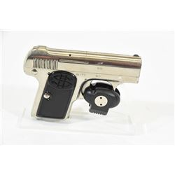 Schmeissers Haenel Patent Model 1 Handgun