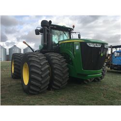 2013 John Deere  9560 R four wheel drive tractor. PREMIUM CONDITION - JUST SERVICED